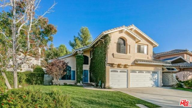 29402 Hidden Oak Place, Canyon Country, CA 91387 (#18397528) :: Carie Heber Realty Group