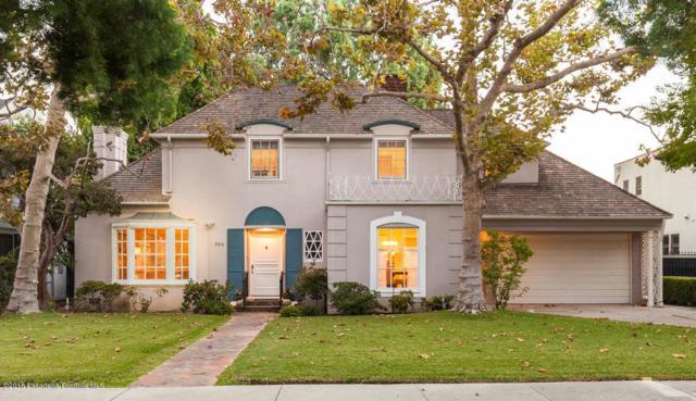 980 Roxbury Road, San Marino, CA 91108 (#818005112) :: Golden Palm Properties