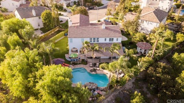 912 Westranch Place, Simi Valley, CA 93065 (#SR18251567) :: DSCVR Properties - Keller Williams