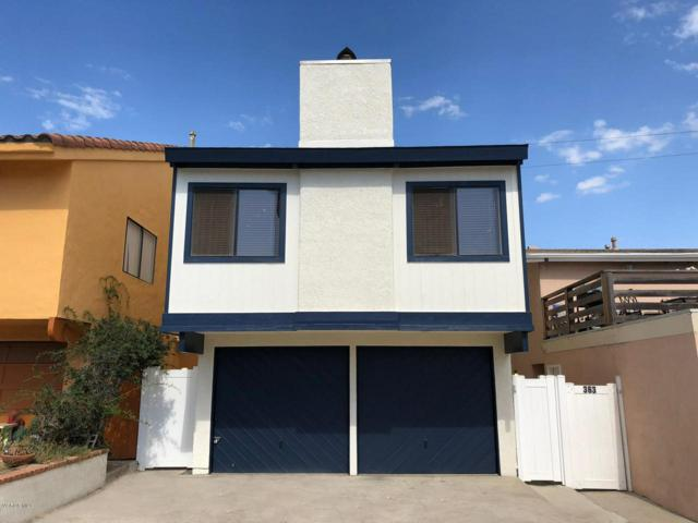361 Rossmore Drive, Oxnard, CA 93035 (#218013065) :: DSCVR Properties - Keller Williams