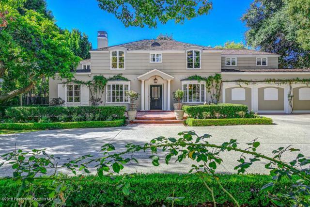 765 Canterbury Road, San Marino, CA 91108 (#818005116) :: Golden Palm Properties