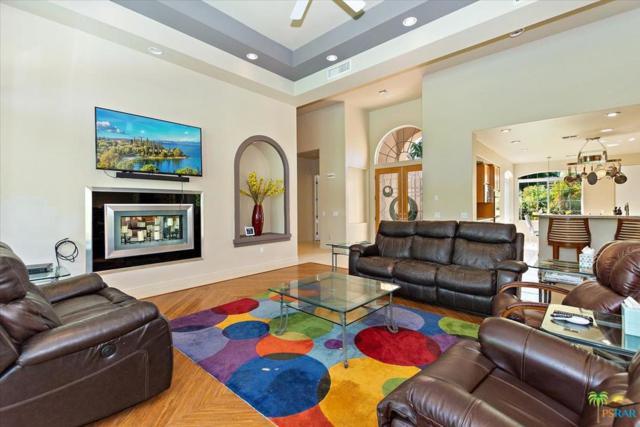 4 Ivy League Circle, Rancho Mirage, CA 92270 (#18389566PS) :: Lydia Gable Realty Group