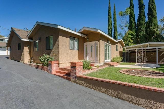 2707 Altura Avenue, La Crescenta, CA 91214 (#818005128) :: The Parsons Team