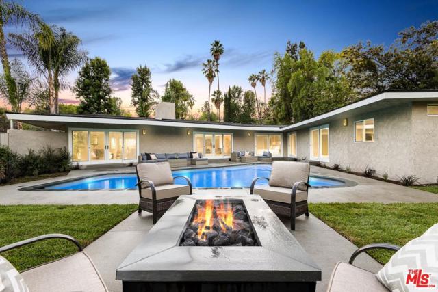 4960 Palomar Drive, Tarzana, CA 91356 (#18397972) :: Paris and Connor MacIvor