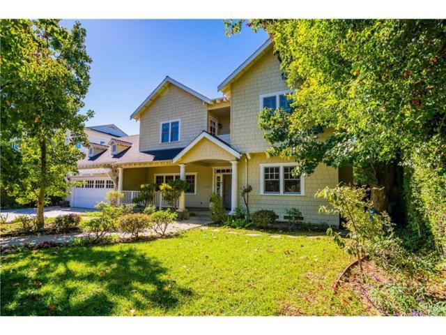 4439 Firmament Avenue, Encino, CA 91436 (#SR18253287) :: Paris and Connor MacIvor