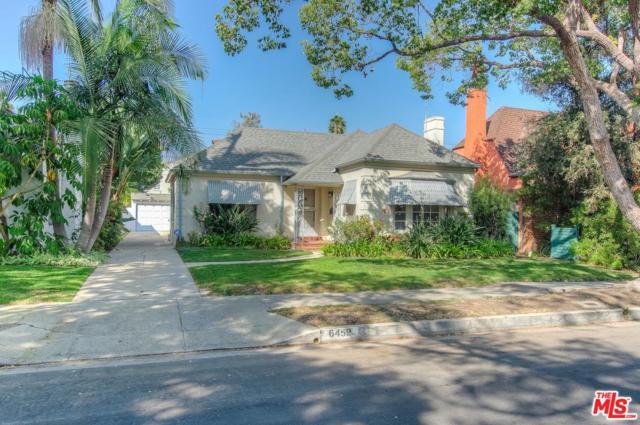 6459 Colgate Avenue, Los Angeles (City), CA 90048 (#18390256) :: Paris and Connor MacIvor