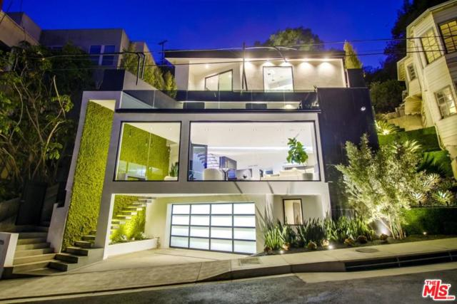 1715 N Beverly Drive, Beverly Hills, CA 90210 (#18397964) :: Paris and Connor MacIvor