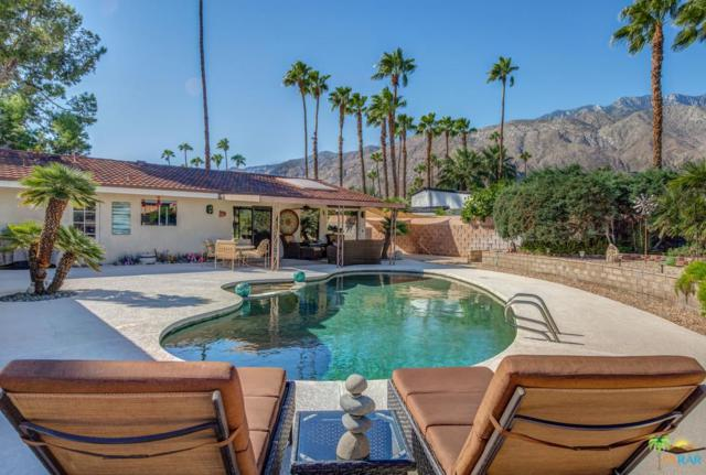 988 E Paseo El Mirador, Palm Springs, CA 92262 (#18397688PS) :: The Fineman Suarez Team