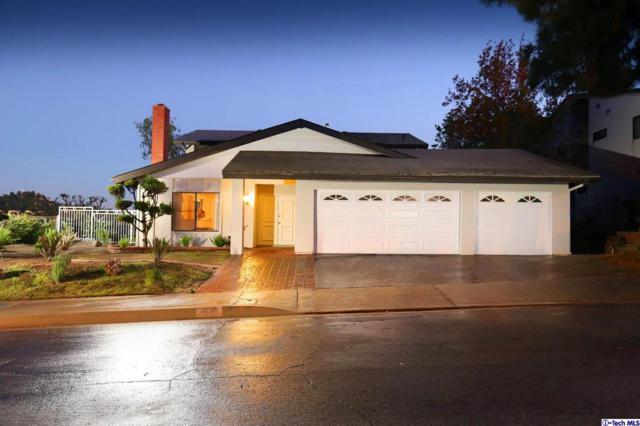 3126 Kingridge Way, Glendale, CA 91206 (#318004279) :: The Fineman Suarez Team