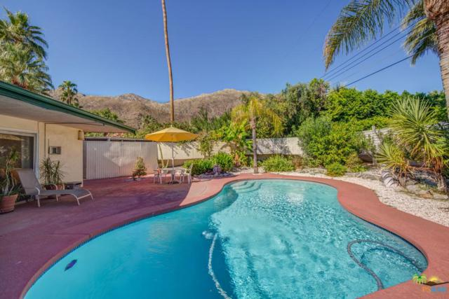 192 E Ocotillo Avenue, Palm Springs, CA 92264 (#18398504PS) :: Fred Howard Real Estate Team