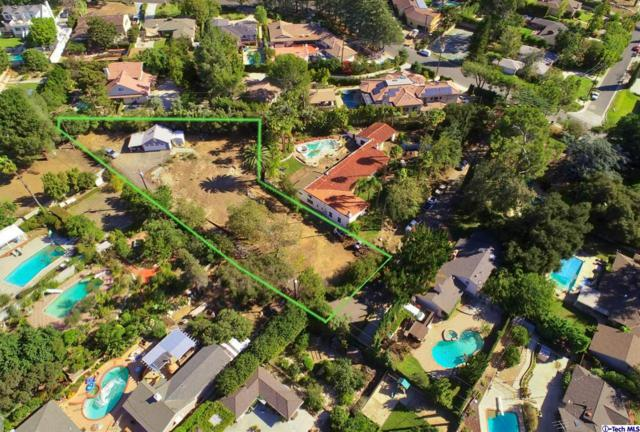 5107 Castle Road, La Canada Flintridge, CA 91011 (#318004287) :: Desti & Michele of RE/MAX Gold Coast