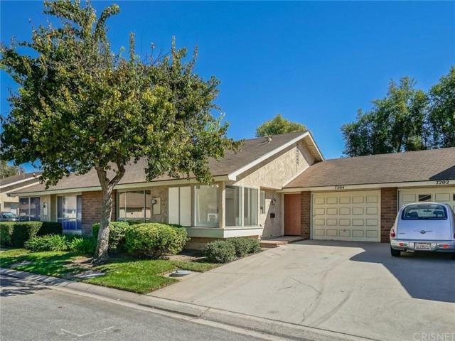 7204 Village 7, Camarillo, CA 93012 (#SR18254538) :: TruLine Realty