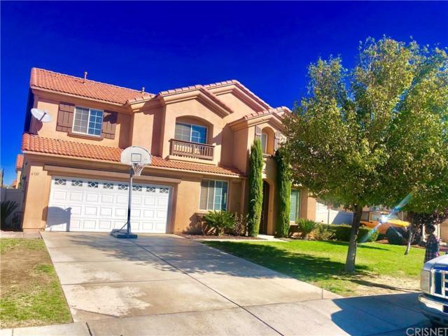 6331 Barletta Court, Palmdale, CA 93552 (#SR18254479) :: Paris and Connor MacIvor