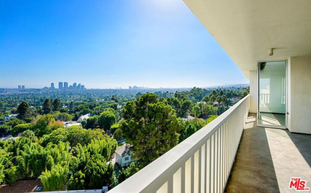 9255 Doheny Road #1006, West Hollywood, CA 90069 (#18398452) :: Golden Palm Properties