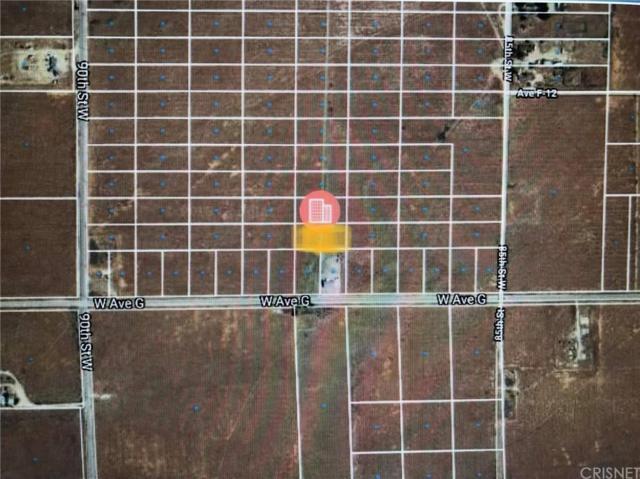 0 Vac/Vic Avenue F14/85 Stw, Lancaster, CA 93536 (#SR18254739) :: Paris and Connor MacIvor