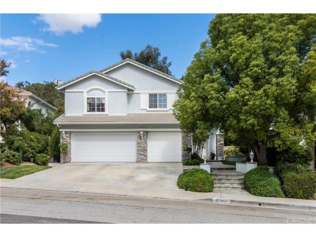 27322 Blueridge Drive, Valencia, CA 91354 (#SR18254310) :: Paris and Connor MacIvor