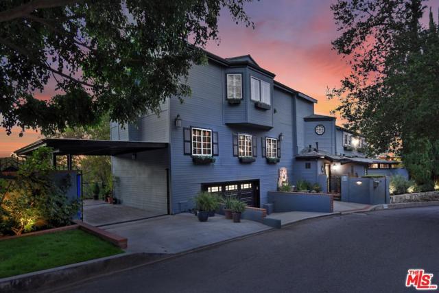 3949 Oakfield Drive, Sherman Oaks, CA 91423 (#18398728) :: Paris and Connor MacIvor