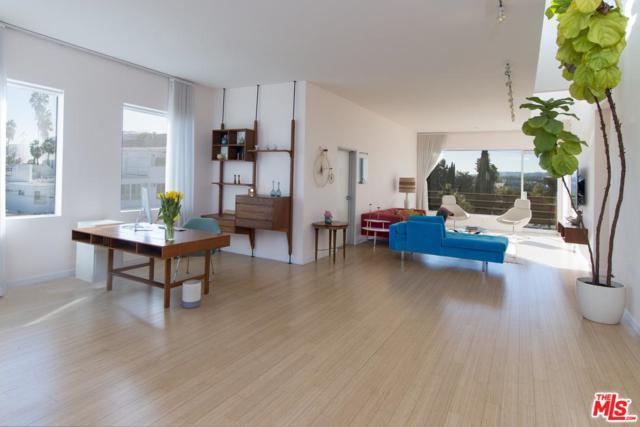547 N Kings Road #401, West Hollywood, CA 90048 (#18393156) :: Golden Palm Properties