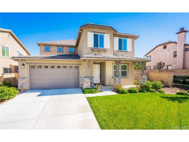 28874 Silversmith Drive, Valencia, CA 91354 (#SR18253406) :: Paris and Connor MacIvor