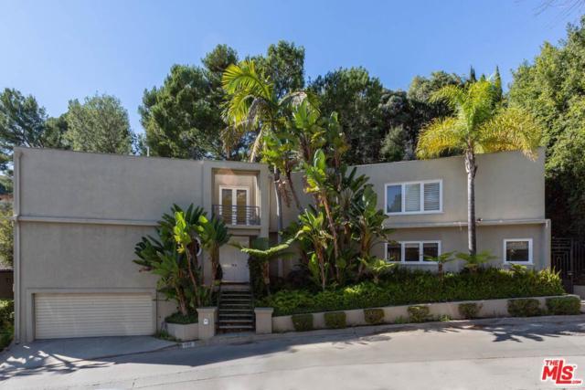 1417 Bluebird Avenue, Los Angeles (City), CA 90069 (#18398290) :: Golden Palm Properties