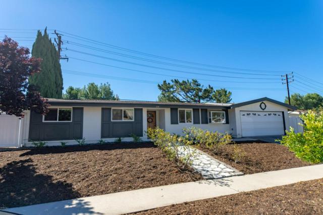 134 Galsworthy Street, Thousand Oaks, CA 91360 (#218013223) :: Golden Palm Properties