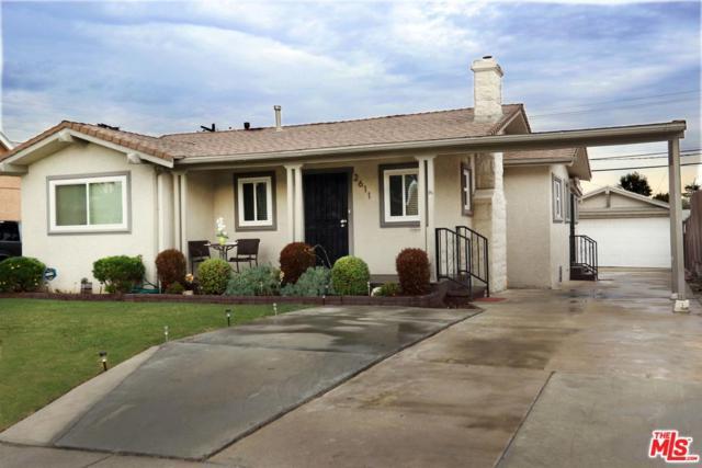 2611 W 74TH Street, Los Angeles (City), CA 90043 (#18399102) :: Golden Palm Properties