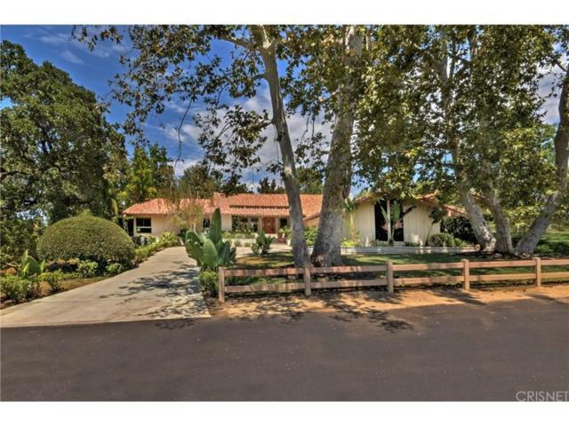 31717 Foxfield Drive, Westlake Village, CA 91361 (#SR18254939) :: Golden Palm Properties