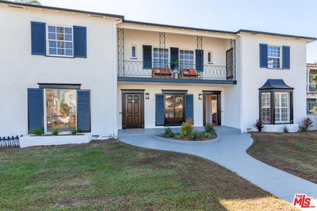 4002 W Adams Boulevard, Los Angeles (City), CA 90018 (#18398918) :: Golden Palm Properties