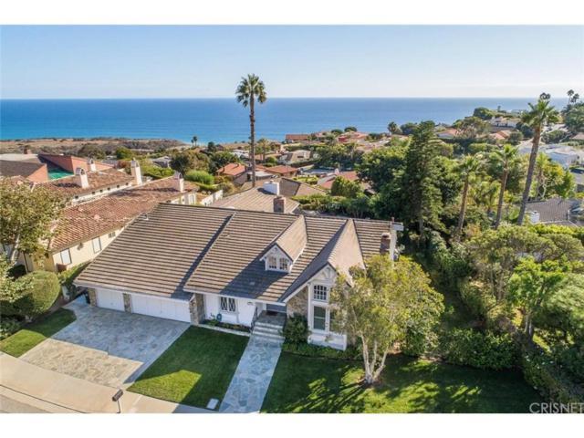24622 Skyline View Drive, Malibu, CA 90265 (#SR18244963) :: Golden Palm Properties