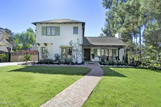 1414 Casa Grande Street, Pasadena, CA 91104 (#818005179) :: Paris and Connor MacIvor