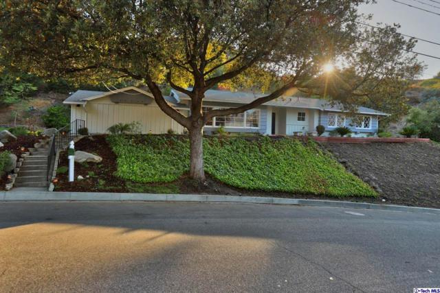 3640 Emanuel Drive, Glendale, CA 91208 (#318004315) :: The Fineman Suarez Team