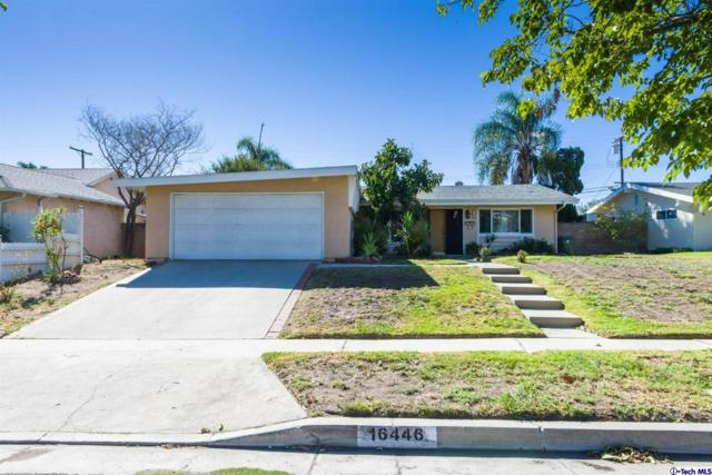 16446 Armstead Street, Granada Hills, CA 91344 (#318004318) :: Paris and Connor MacIvor