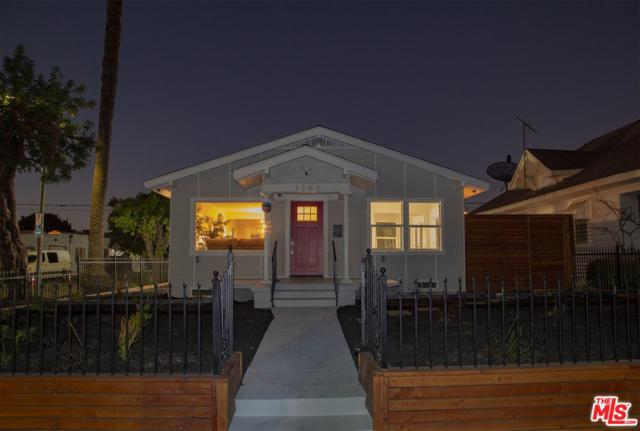 1257 W 49TH Street, Los Angeles (City), CA 90037 (#18399238) :: Golden Palm Properties