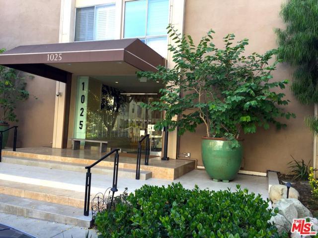 1025 N Kings Road #202, West Hollywood, CA 90069 (#18399302) :: Golden Palm Properties