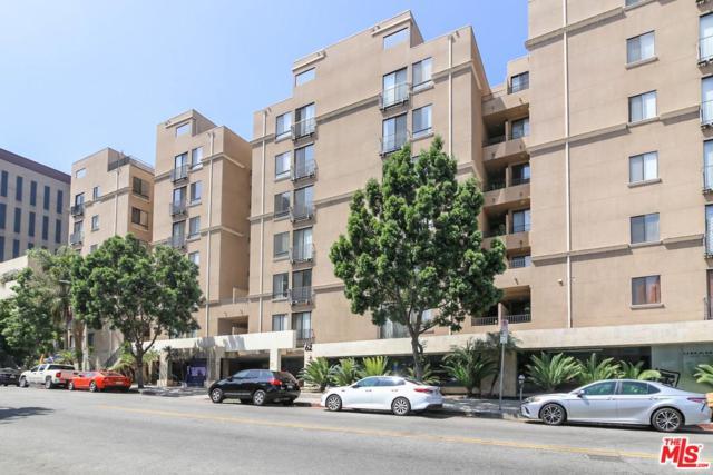 625 S Berendo Street #607, Los Angeles (City), CA 90005 (#18397120) :: Golden Palm Properties