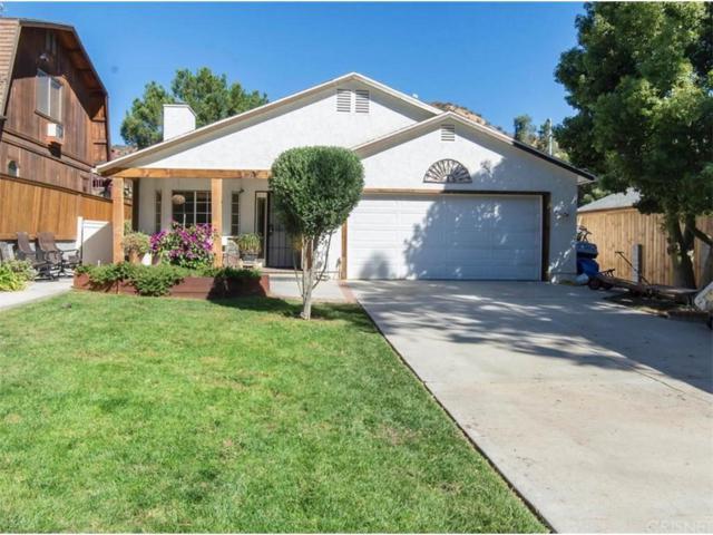 31229 San Martinez Road, Castaic, CA 91384 (#SR18255747) :: Paris and Connor MacIvor