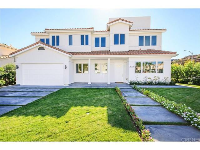 25338 Bowie Court, Stevenson Ranch, CA 91381 (#SR18250634) :: Paris and Connor MacIvor
