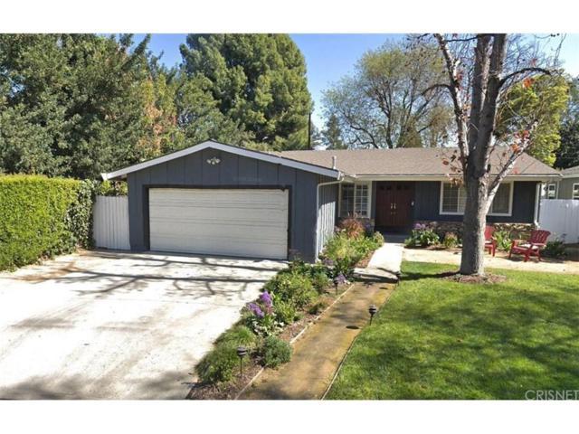 4716 Mary Ellen Avenue, Sherman Oaks, CA 91423 (#SR18256583) :: Paris and Connor MacIvor