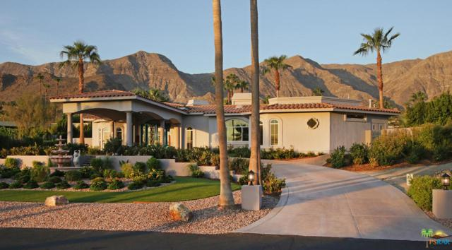 70499 Boothill Road, Rancho Mirage, CA 92270 (#18398440PS) :: The Real Estate Offices of Talbot and Watson