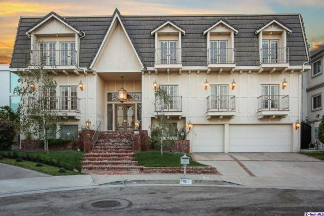 1911 Woodholly Court, Glendale, CA 91207 (#318004346) :: The Fineman Suarez Team