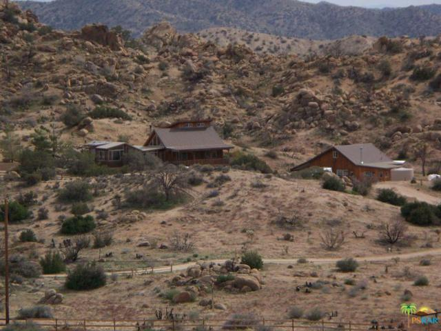 54871 Ridgeview Road, Pioneertown, CA 92268 (#18400814PS) :: Lydia Gable Realty Group