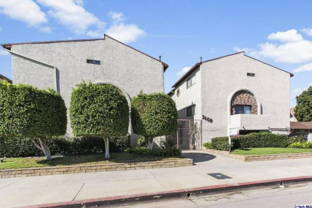 7409 Woodman Avenue #101, Van Nuys, CA 91405 (#318004398) :: The Real Estate Offices of Talbot and Watson