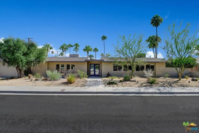 472 N Orchid Tree Lane, Palm Springs, CA 92262 (#18397316PS) :: Desti & Michele of RE/MAX Gold Coast
