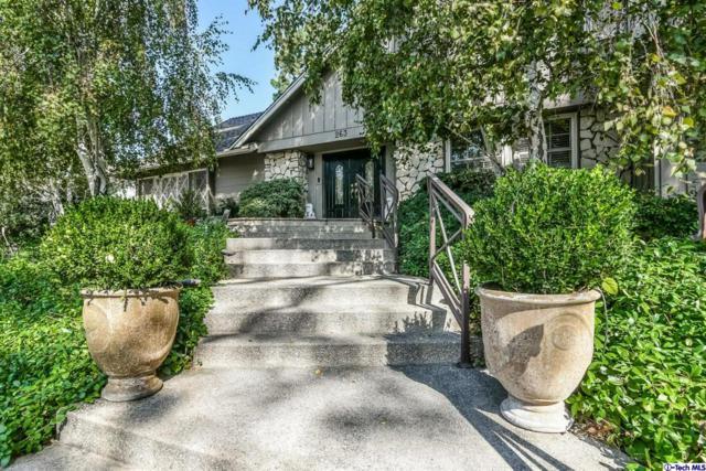263 Sleepy Hollow Terrace, Glendale, CA 91206 (#318004162) :: The Fineman Suarez Team