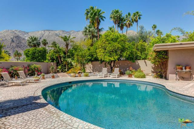 302 Vereda Norte, Palm Springs, CA 92262 (#18401236PS) :: TruLine Realty