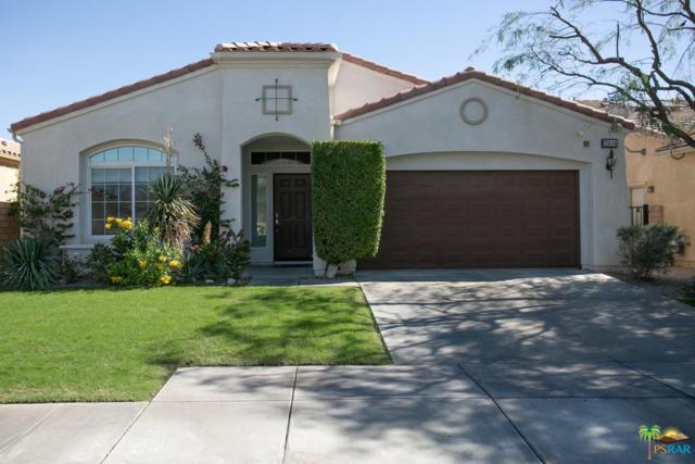 3504 Cliffrose Trails, Palm Springs, CA 92262 (#18402210PS) :: TruLine Realty