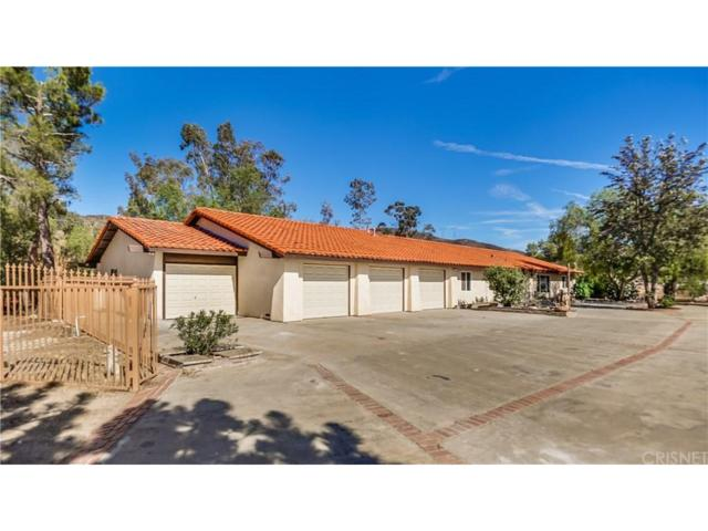 35044 Johnson Road, Agua Dulce, CA 91390 (#SR18262622) :: Paris and Connor MacIvor