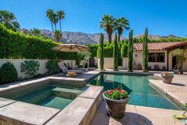 420 W Canyon Place, Palm Springs, CA 92262 (#18396138PS) :: TruLine Realty