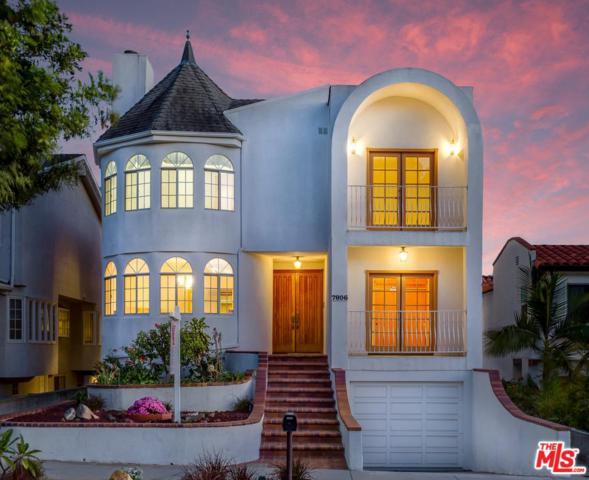 7806 W 79TH Street, Playa Del Rey, CA 90293 (#18402386) :: The Fineman Suarez Team