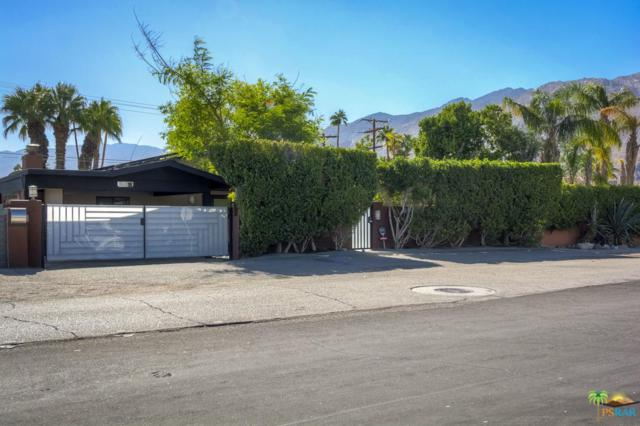 1265 E Tachevah Drive, Palm Springs, CA 92262 (#18401622PS) :: The Fineman Suarez Team